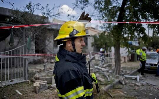 Primeiro israelense morre por disparo de Gaza desde o início do conflito - Mundo - iG