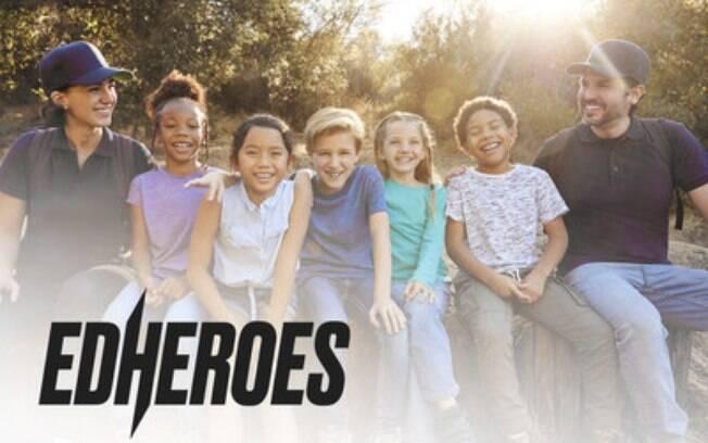 O EdHeroes Movement foi lançado. Seu objetivo: enfrentar os desafios mais urgentes da educação