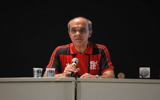 Eduardo Bandeira de Mello, ex-presidente do Flamengo