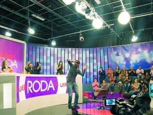 Futebol. No palco da atração do Multishow, humorista Hélio de La Peña vai falar e brincar sobre futebol
