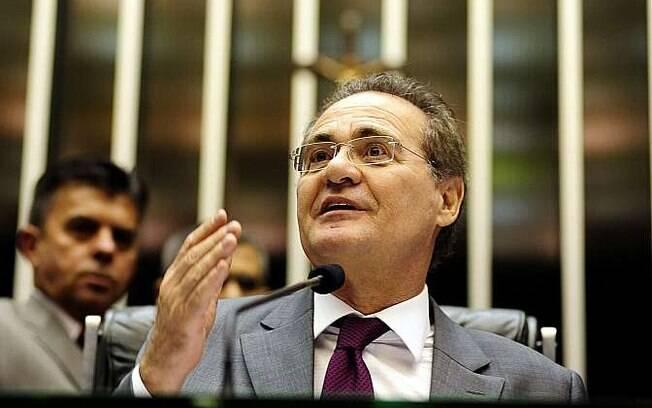 Antes de aparecer na lista de Janot, Renan Calheiros disse que não conhecia Youssef ou envolvidos na Lava Jato. Foto: Câmara dos Deputados/Gustavo Lima