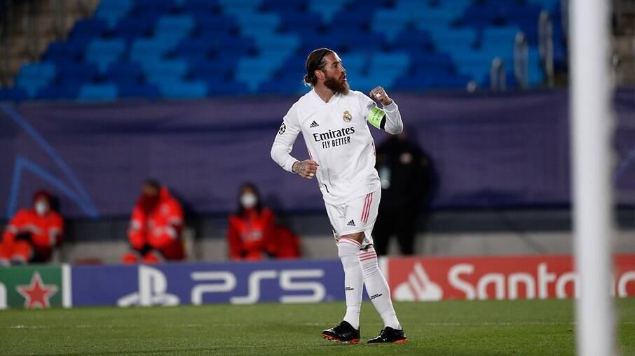 Real Madrid e Atalanta fizeram jogo eletrizante na Espanha