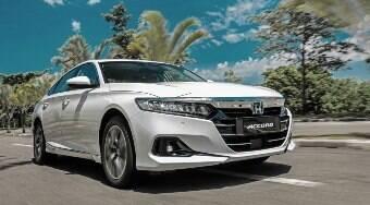 Honda Accord chega no segundo semestre, híbrido e reestilizado