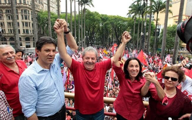 Procuradoria-Geral da República pediu apuração da campanha eleitoral de Haddad em São Paulo