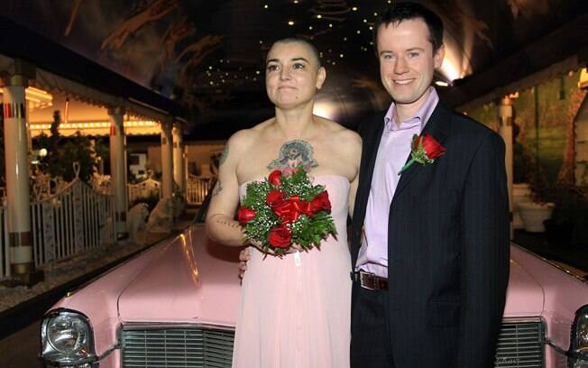 Sinead O'Connor e Barry Herridge