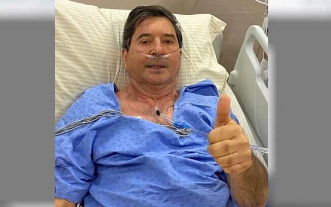 Candidato a prefeito de Goiânia pelo MDB, Maguito Vilela, foi entubado por complicações do novo coronavírus
