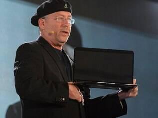 Eden, da Intel: aposta em notebooks comandados por voz e gestos