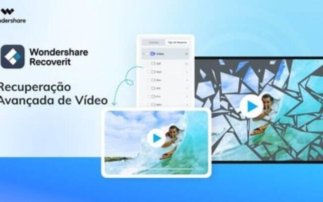 Wondershare Recoverit Versão 10.0 Lançado com Recursos Avançados de Recuperação de Vídeo