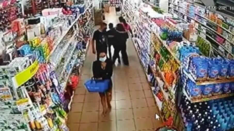 Sargentou apalpou seio de menina de 14 anos em mercado do DF