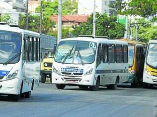 Aumento.  Apesar das reclamações sobre o transporte público, passagem será reajustada em R$ 0,10