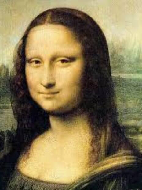 Mona Lisa é a mais notável e conhecida obra de Leonardo da Vinci
