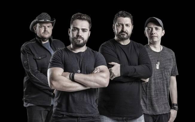 A banda Rosa de Saron se apresenta neste sábado (7) no Rio de Janeiro