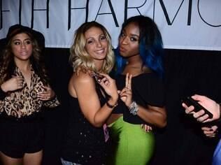 Valesca Popozuda e Normani, do Fifth Harmony