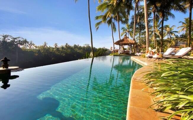 O segredo das piscinas de borda infinita objetos de for Modelos de piscinas infinitas