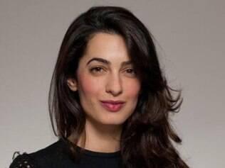 A advogada Amal Clooney, esposa do ator George Clooney, negou que teria sido ameaçada pelo Egito