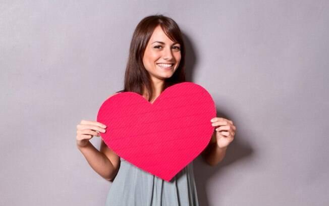 O coração acabou se tornando o grande símbolo do amor