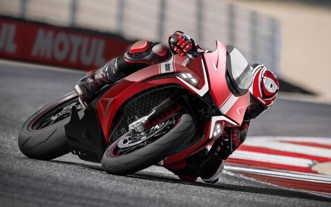 Comportamento da moto chega a ser mais brutal que muitas das supermotos a combustão