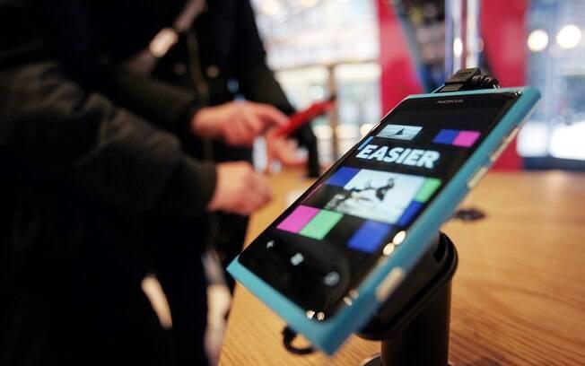 Aparelhos da linha Lumia devem ser beneficiados por ganho de performance no acesso à web