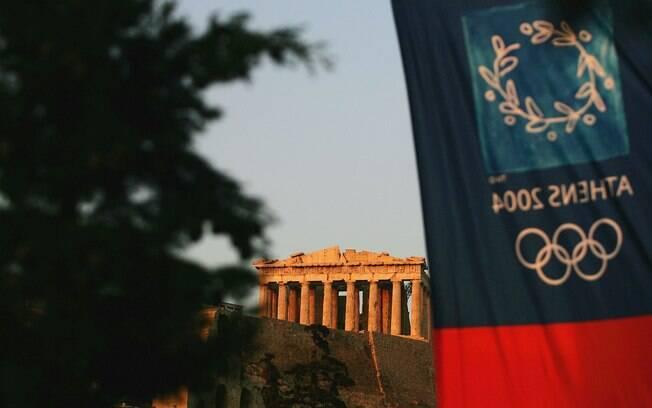 Espírito olímpico e Atenas, tudo a ver