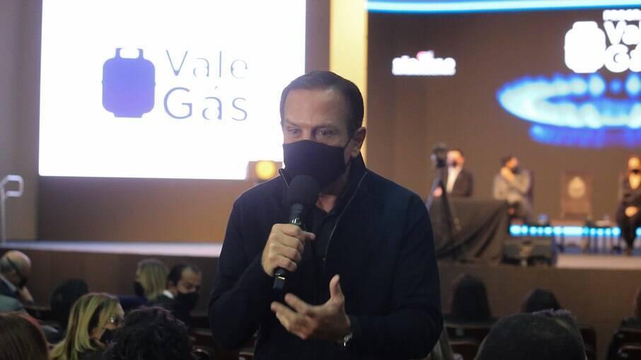 Vale Gás do governo de São Paulo