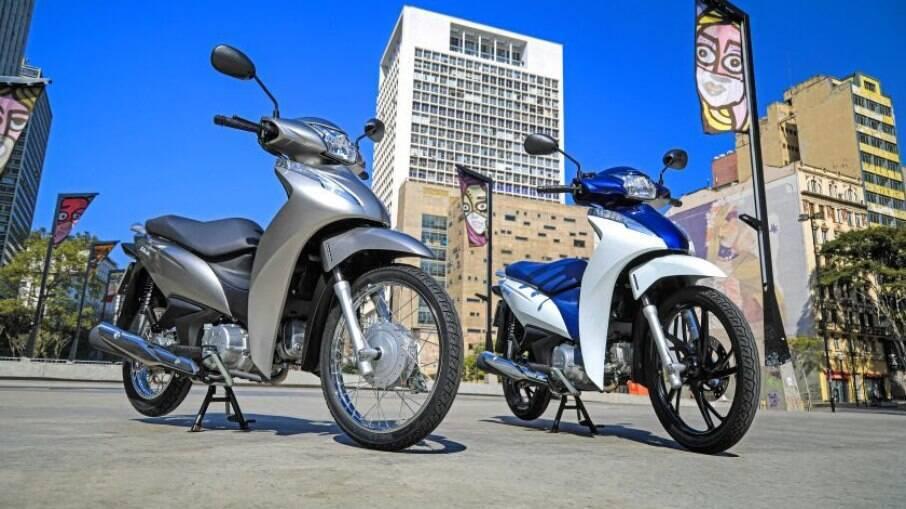 Honda Biz 125 e Biz 110i 2022 ganha atualizações estéticas e novas cores entre as principais mudanças