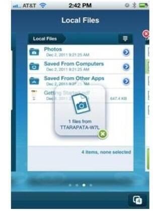 Aplicativo da LogMeIn gratuito está disponível para dispositivos Apple