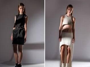 Vestido tem a capacidade de carregar celular através de energia solar