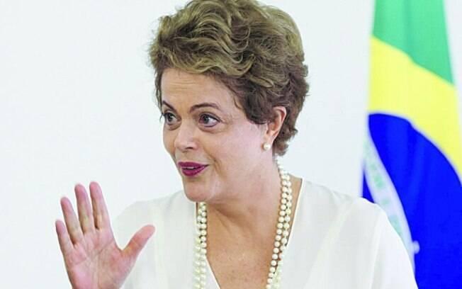 Presidente Dilma Rousseff assinou modificação no dia 18 de dezembro