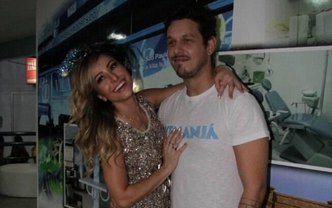 Sabrina Sato e o namorado, João Vicente de Castro