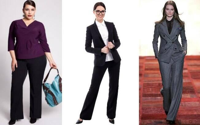 Mulheres com quadris mais largos devem evitar calças com bolsos laterais, já as mais magrinhas podem apostar nele