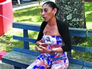 Evento.   Elizabeth Gomes da Silva participa do Encontro Nacional do Movimento Mulheres em Luta