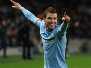 Jogador do Manchester City realmente interesse ao time aurinegro, que afirma ainda não ter acerto com o atacante