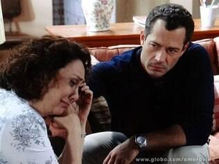Bruno e Ordália temem ir para a cadeia