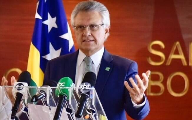 Governador de Goiás, Ronaldo Caiado