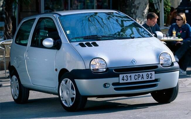 A Renault apostou em um monovolume, o Twingo, no momento em que todos investiam nas minivans na Europa