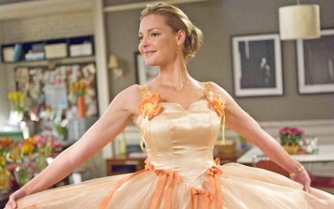 """Em """"Vestida para Casar"""", Jane se vinga das amigas pelos vestidos horríveis que usou como madrinha"""