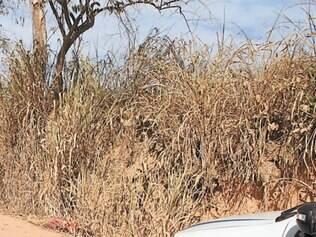 Um dos corpos foi encontrado próximo ao Ceresp de Betim