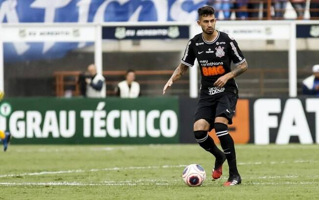 Pedro Henrique se despediu do Corinthians