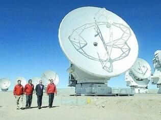 Observatório Alma, no Atacama, é o maior complexo astronômico do mundo