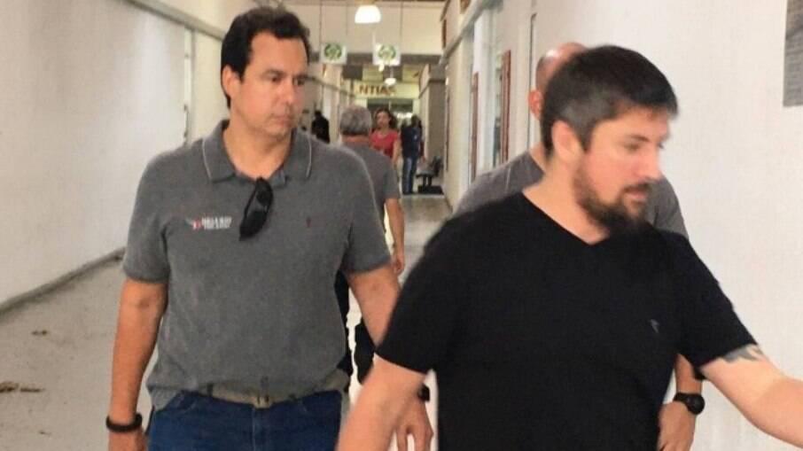 Leandro Monçores de Araújo, piloto que levou sequestradores até Angra