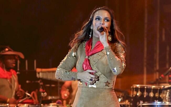 Ivete Sangalo e a vida de cantora e apresentadora. Qual caminho ela seguirá?