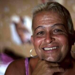A cubana Adela Hernadez