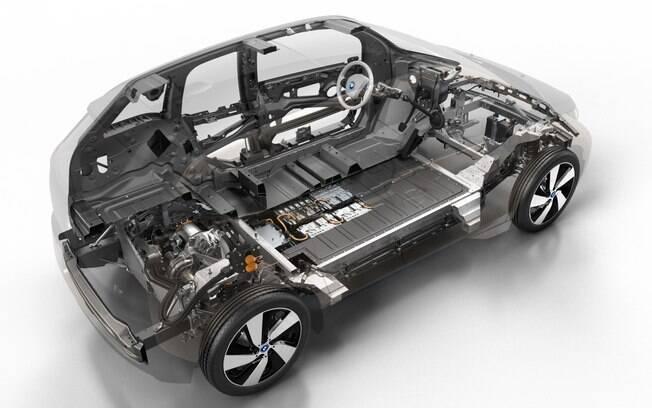 Os materiais utilizados nas baterias como dióxido de manganês, grafite, latão estanhado e aço podem ser reutilizados