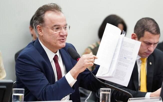 Samuel Moreira (PSDB), é o relator da reforma da Previdência na comissão especial