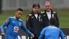 Seleção treina ataque titular com Neymar, Gabriel Jesus e Luan