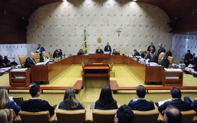 Sessão da Corte foi interrompida após pedido de vista de Dias Toffoli