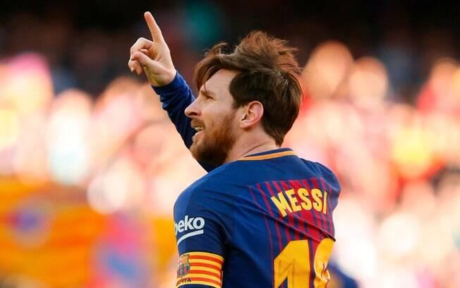 Lionel Messi é chamado de lenda em comunicado do Cirque du Soleil