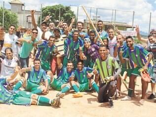 A organização da competição entregou ao Ipiranga R$ 1.000 pela conquista do título
