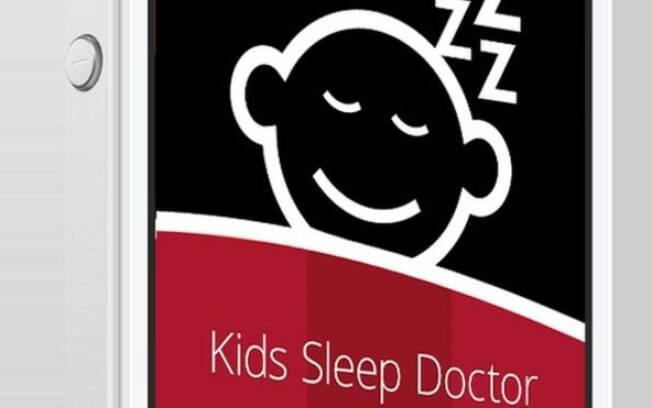 Aplicativo grátis pode evitar que pais procurem médicos para tratar distúrbios do sono dos filhos
