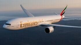 Emirates deverá contratar 3.000 tripulantes e 500 funcionários